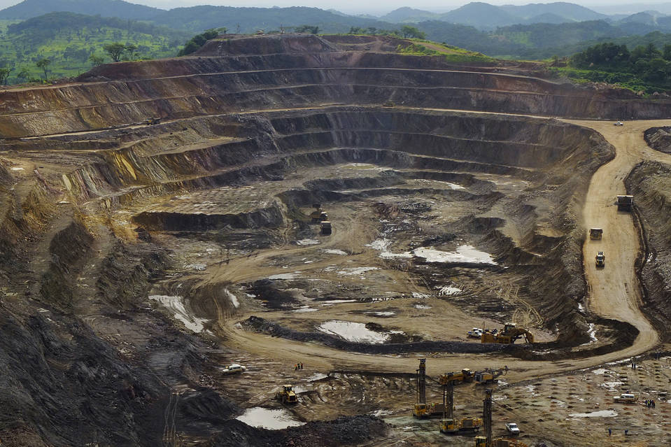 Congo seeks arbitration over copper mine sale