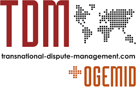 Transnational Dispute Management publishes Special issue on Africa