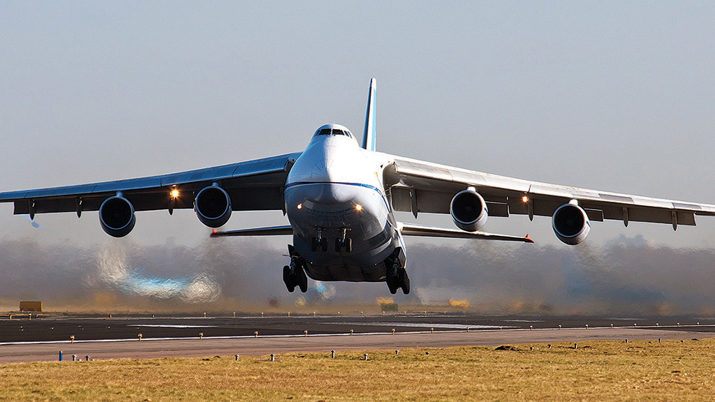 Ukraine to auction Libya's An-124 Ruslan if Libya fails to pay $1.2 mln of debt for aircraft servicing