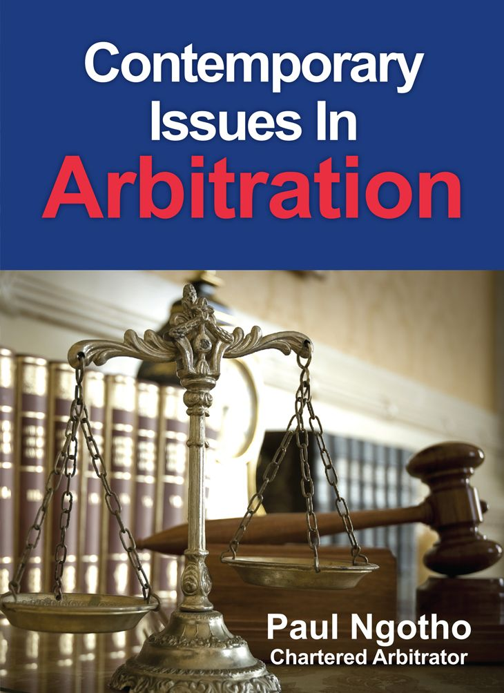 Book release: Contemporary issues in Arbitration