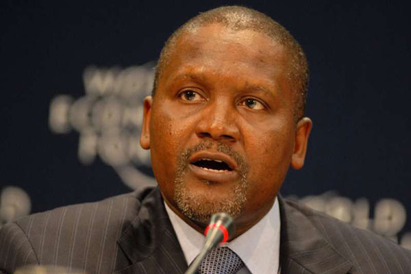 Dangote, Dar disagree over mining laws