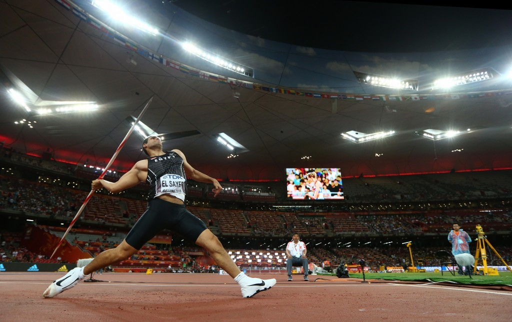 Egyptian athlete handed 2 year suspension