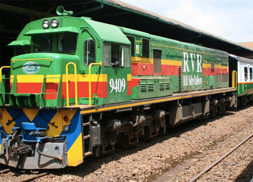 Uganda, Kenya Failed Railway Deal - RVR Chief